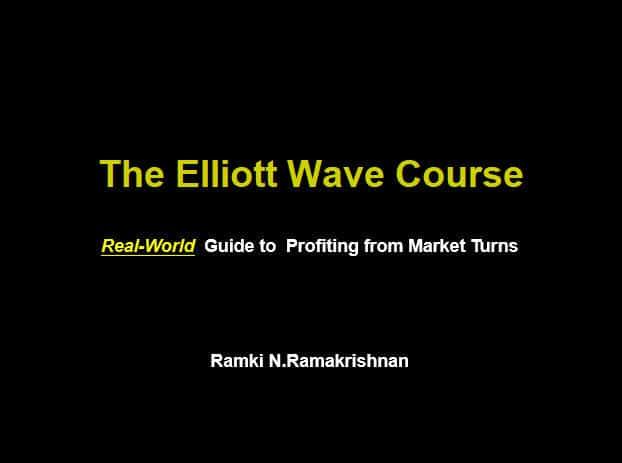 Title of Ramki's Elliott Wave Course